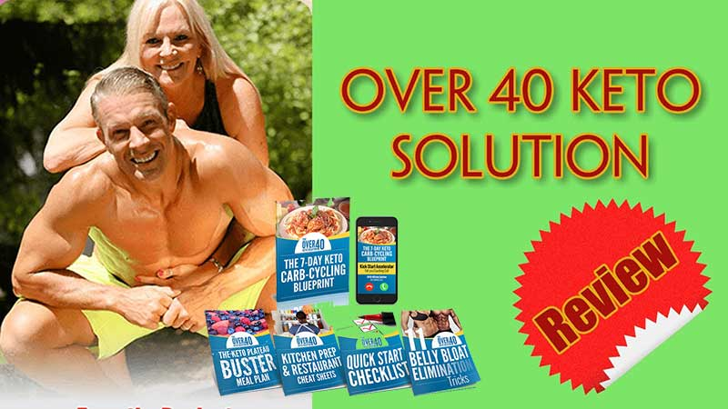 The Over 40 Keto Solution, FreedomHomeIncome