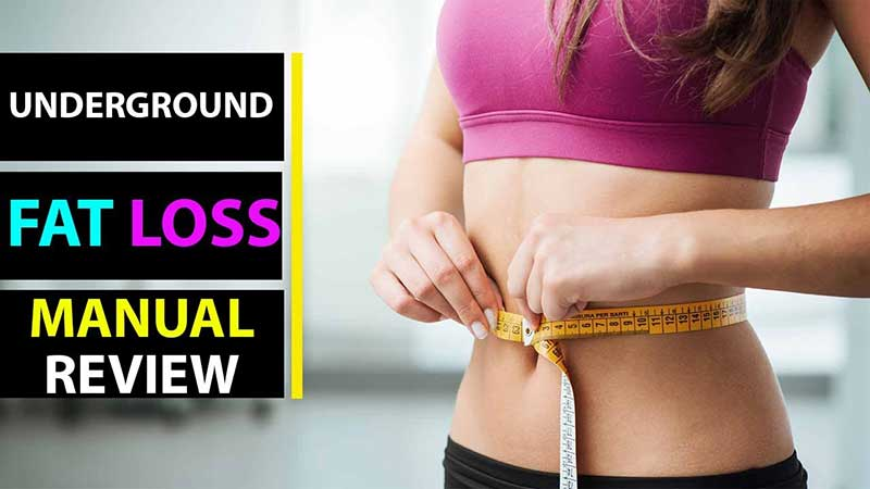 The Underground Fat Loss Manual, FreedomHomeIncome