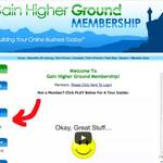 Gain Higher Ground Full Review, FreedomHomeIncome