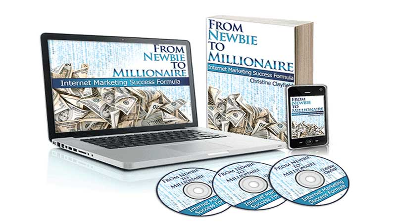 free download From Newbie to Millionaire pdf