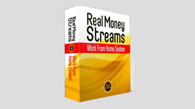 Real Money Streams Full Review, FreedomHomeIncome