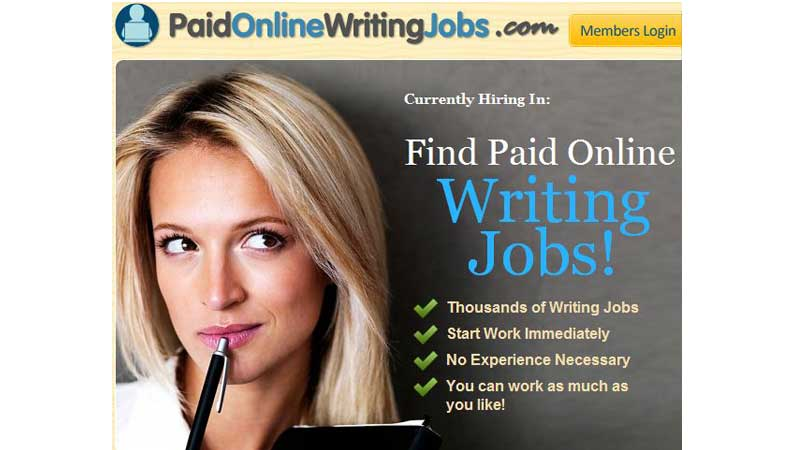 Download PDF Writing Jobs Online