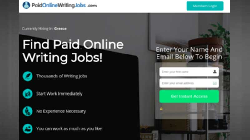 free download Paid Online Writing Jobs pdf